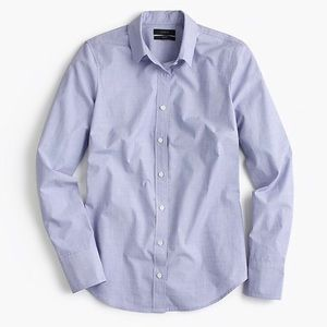 J. Crew Slim Perfect Shirt in End-on-End Cotton 12